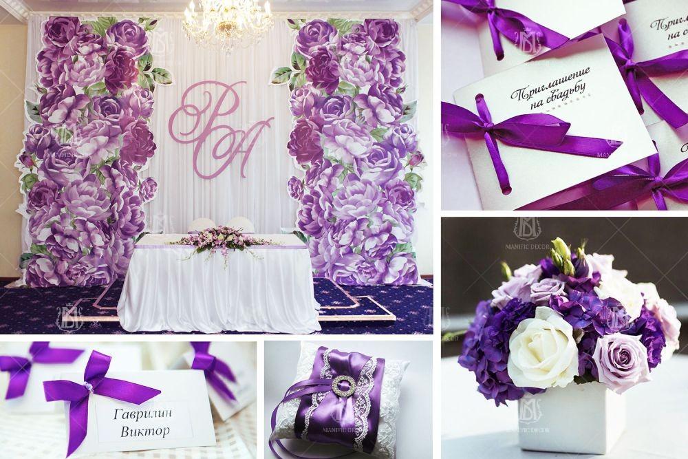 Тренди декору на весіллі
