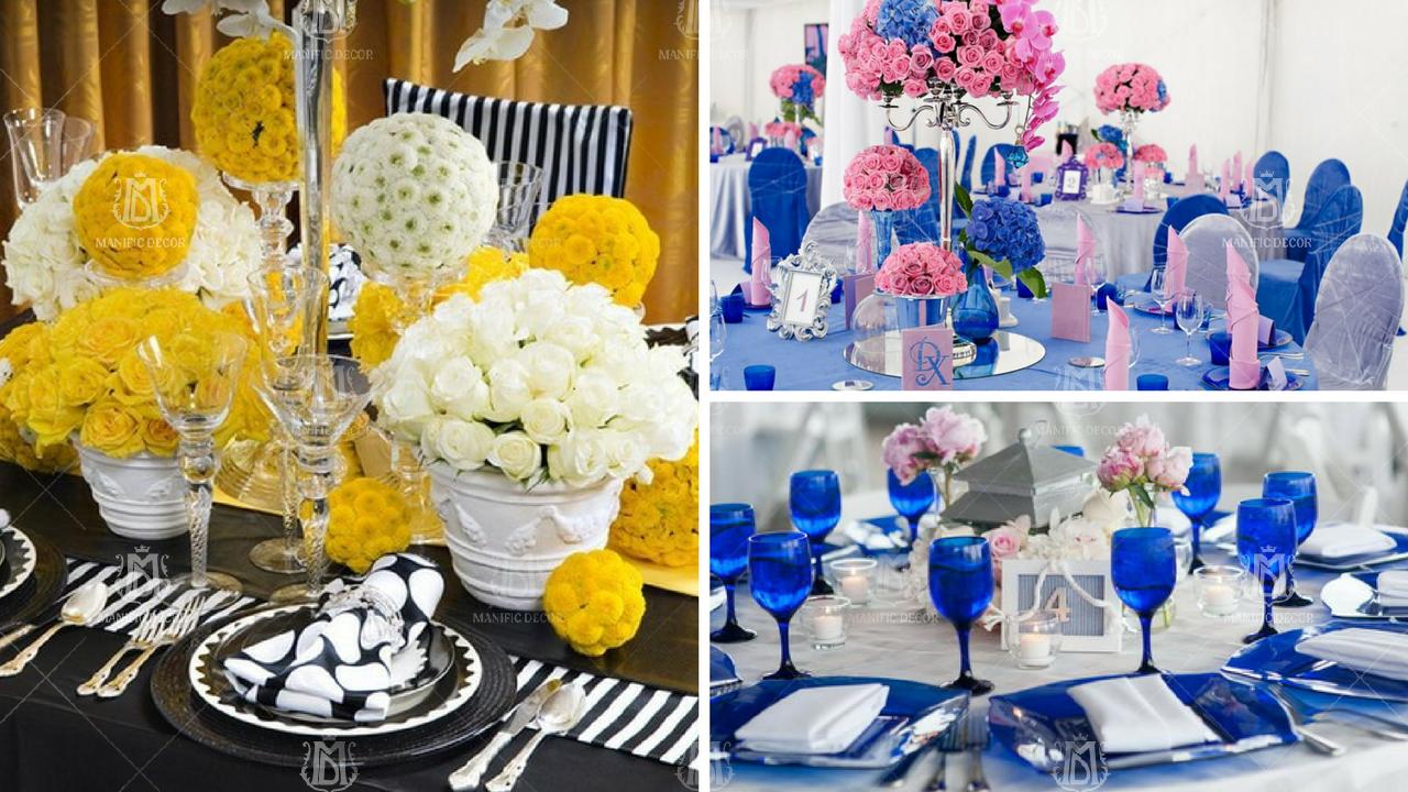 Весільні столи