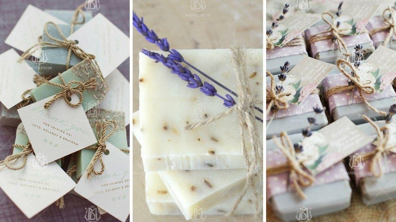 Купить свадебное мыло