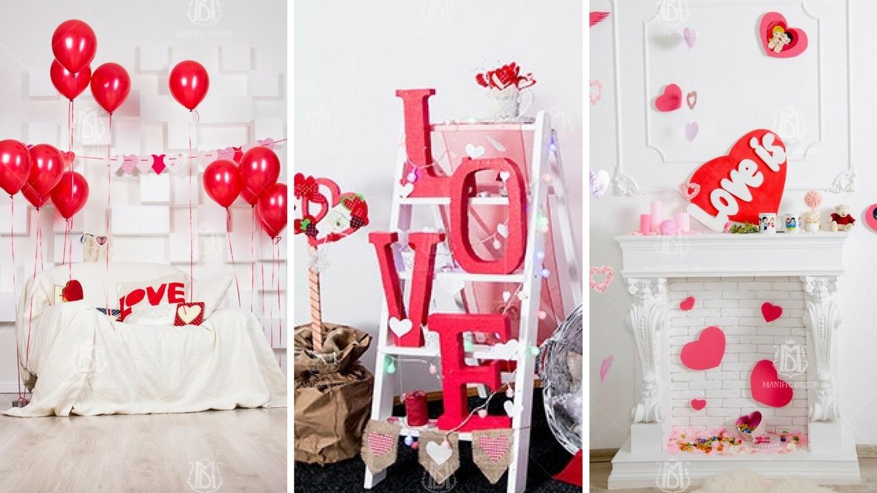 романтичні елементи декору