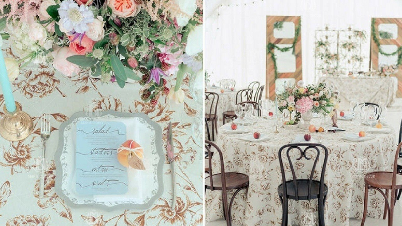 Декор весільного залу і приміщення загалом