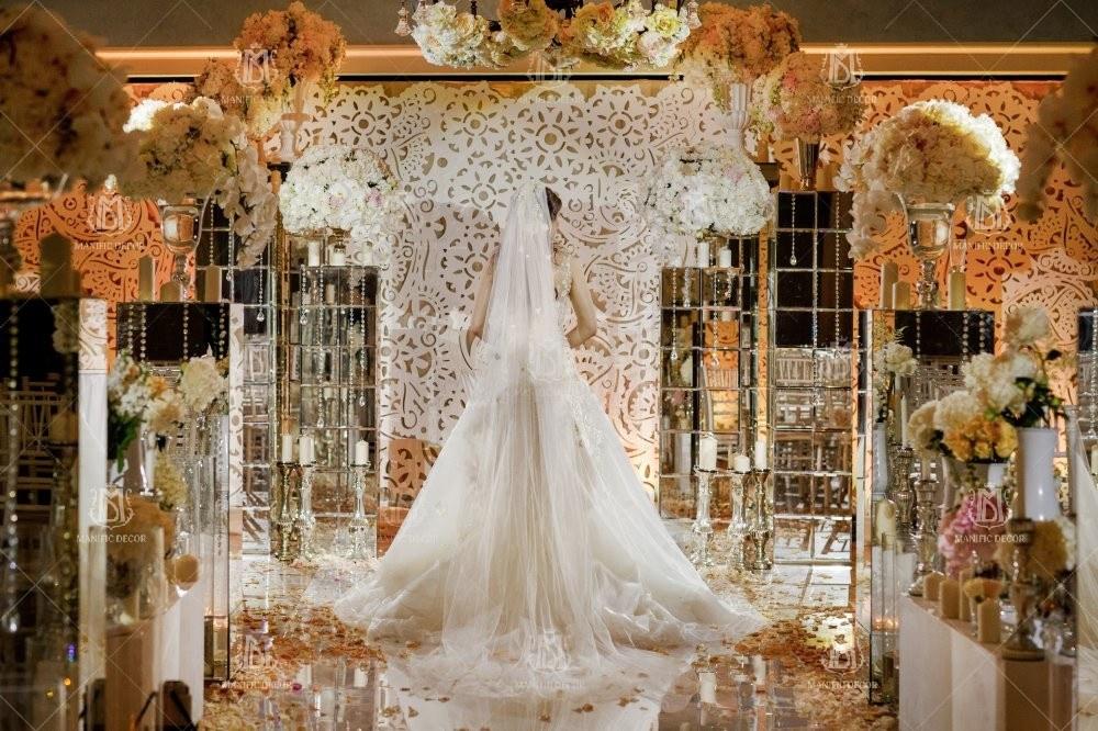 Весільний декор. Тренди 2018